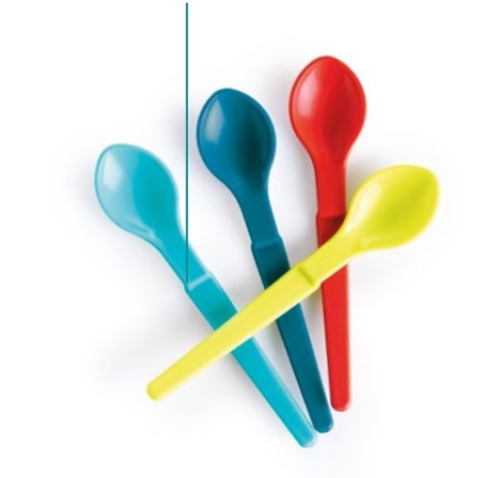 Tupperware Hang On Spoon Set