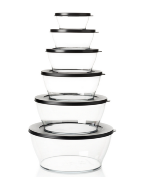New Clear Bowls Range