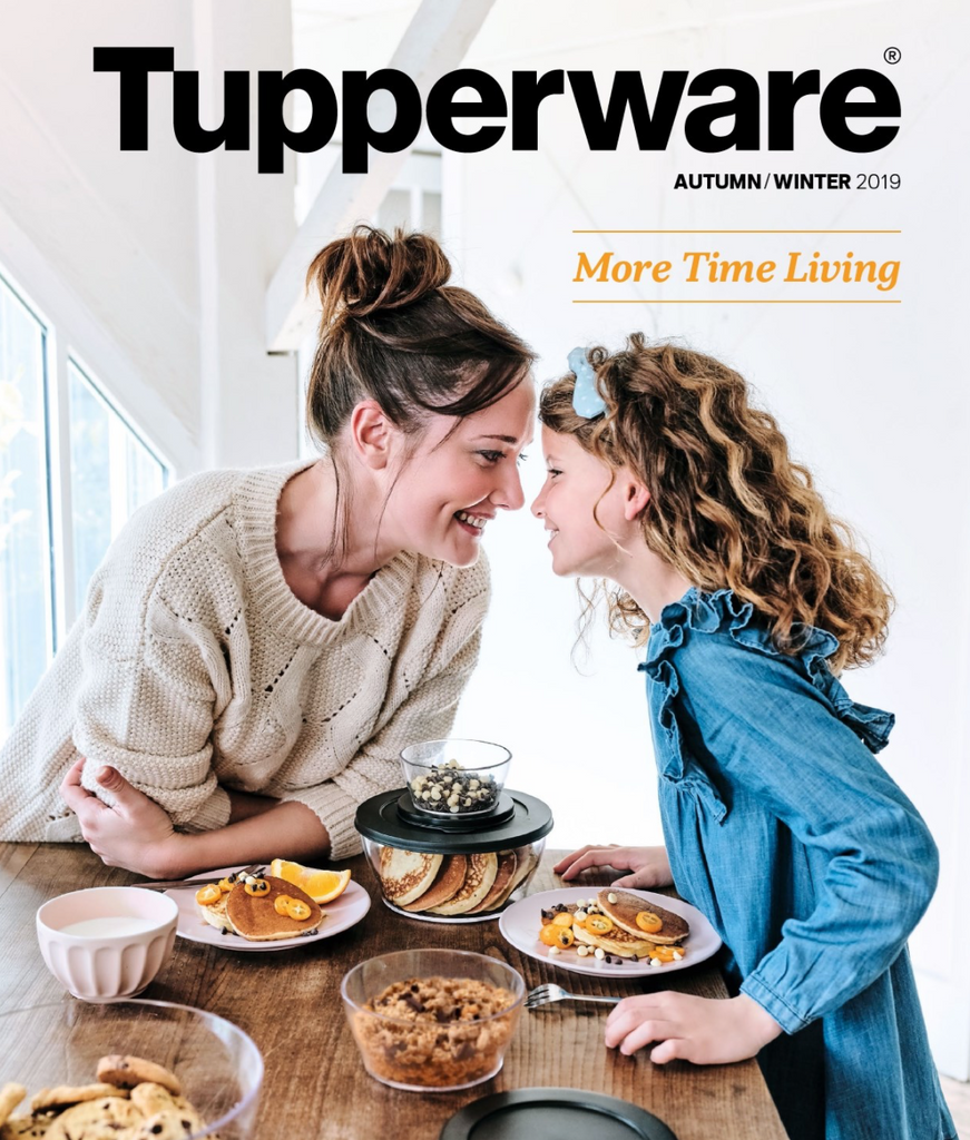 Latest Tupperware Catalogue - Autumn Winter 2019