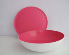 Tupperware Allegra Bowls
