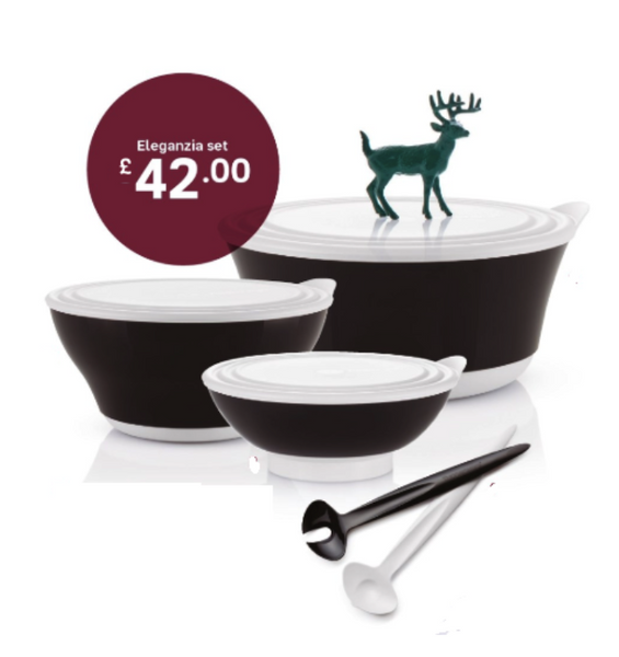 Christmas Eleganzia Set with Free Gift Save £20