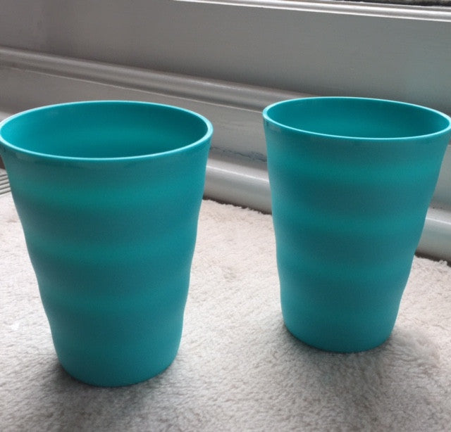 Tupperware Expressions Tumbler Cups (Set of 2)
