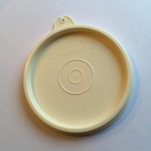 Classic Round Spare Lid / Seal