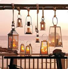 Hanging Decor & Lanterns