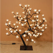 Lighted Cherry Tree Black Branch - Enchanted Illuminations