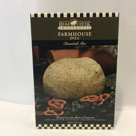 Cheeseball Farmhouse Dill - Enchanted Illuminations