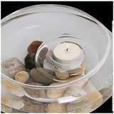 Floating Glass Tealight Holder - Enchanted Illuminations