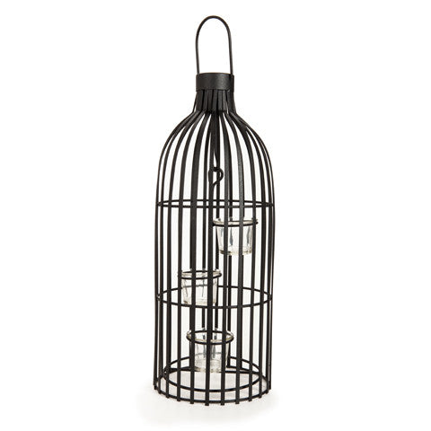 Birdcage Votive Holder Medium - Enchanted Illuminations