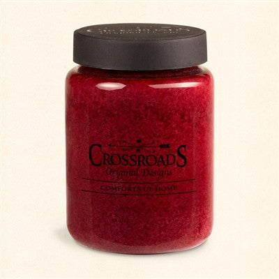 Comforts of Home 26 oz Jar Candle - Enchanted Illuminations