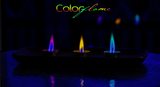 Color Flame Tealight Candles - Enchanted Illuminations