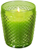 Lime & Basil Aberdeen Acacia Filled Candle Container with Gift Box - Enchanted Illuminations - 2