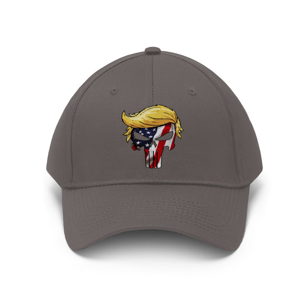 Trumster Patriotic Unisex Twill Hat | The Chocolate Chicken | Modern Farmhouse Home Decor