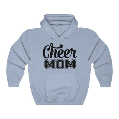 Cheer Mom Unisex Heavy Blend™ Hooded Sweatshirt | The Chocolate Chicken | Modern Farmhouse Home Decor