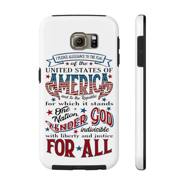 America Case Mate Tough Phone Cases | The Chocolate Chicken | Modern Farmhouse Home Decor
