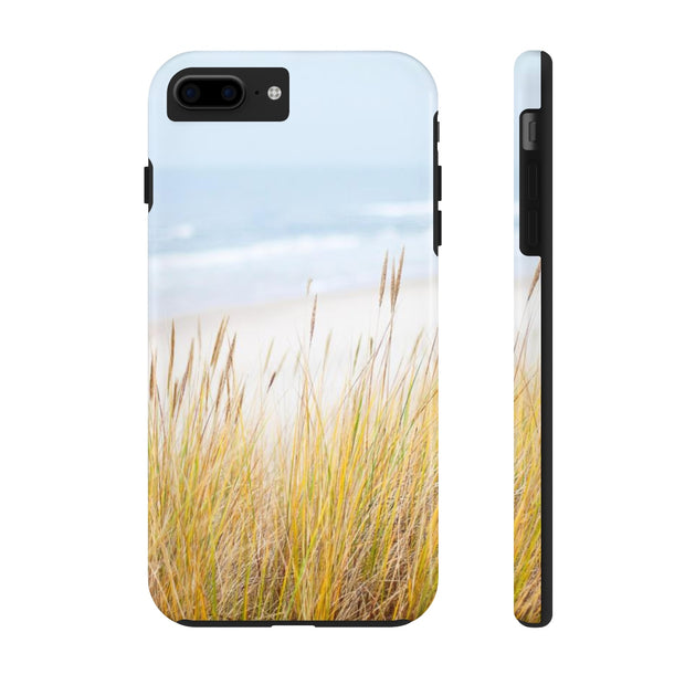 Seascape Case Mate Tough Phone Cases | The Chocolate Chicken | Modern Farmhouse Home Decor