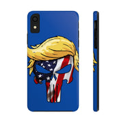 Trumster USA Skull Case Mate Tough Phone Cases | The Chocolate Chicken | Modern Farmhouse Home Decor