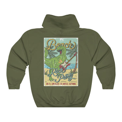 Beach Party Unisex Heavy Blend™ Hooded Sweatshirt