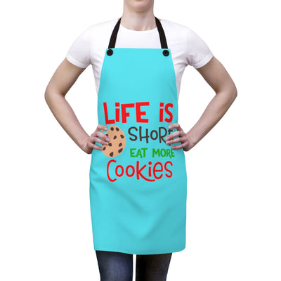 Eat Cookies Apron | The Chocolate Chicken | Modern Farmhouse Home Decor