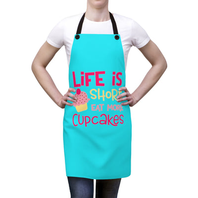 Eat Cupcakes Apron | The Chocolate Chicken | Modern Farmhouse Home Decor