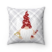 Valentine Gnome Pillow | The Chocolate Chicken | Modern Farmhouse Home Decor