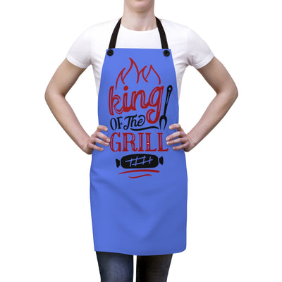 King of the Grill Apron | The Chocolate Chicken | Modern Farmhouse Home Decor