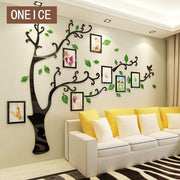 Tree Wall Stickers Decorative Sofa Bedroom | The Chocolate Chicken | Modern Farmhouse Home Decor