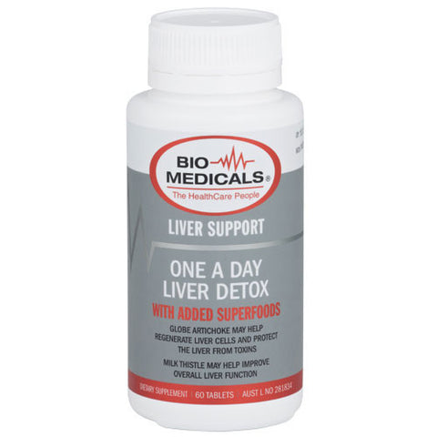 Bio-Medicals Liver Support 60 tablets