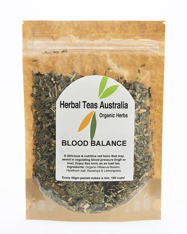 Herbal Teas Australia - Blood Balance 50gm