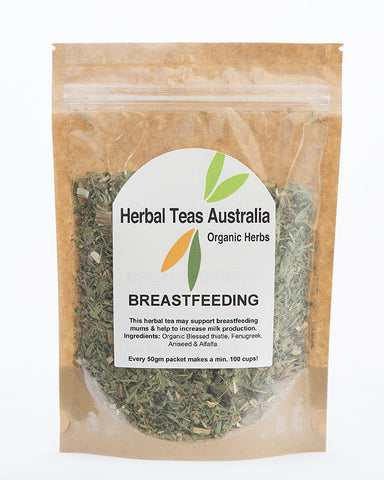 Herbal Teas Australia - Breastfeeding 50gm