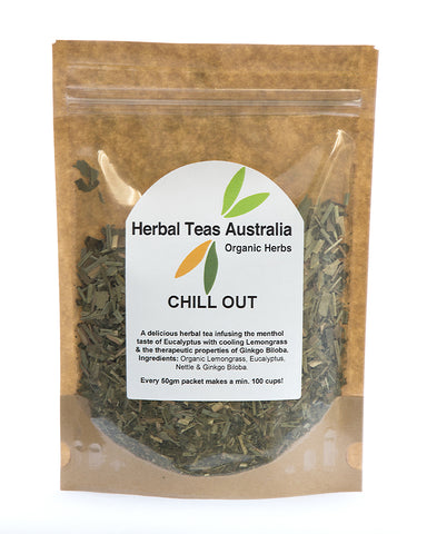 Herbal Teas Australia - Chill Out 50gm