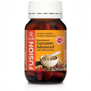 Fusion Curcumin Advanced 60 capsules