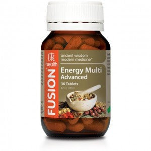 Fusion Energy Multi Advanced 30 tablets