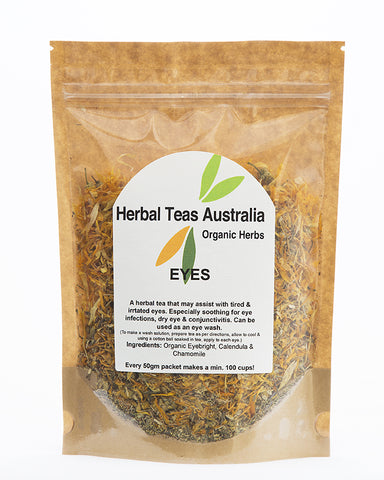 Herbal Teas Australia - Eyes 50gm