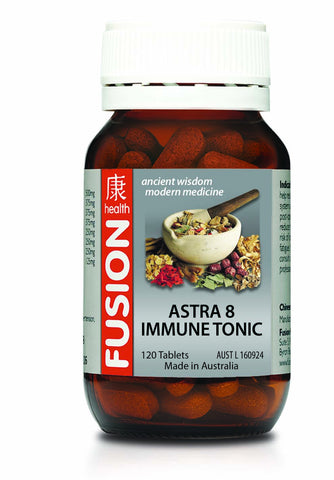 Fusion Astra 8 Immune Tonic 120 tablets