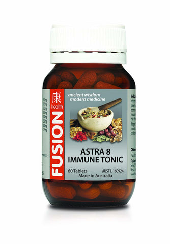 Fusion Astra 8 Immune Tonic 60 tablets