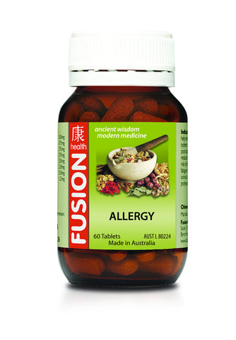 Fusion Allergy 60 tablets