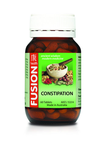 Fusion Constipation 60 tablets