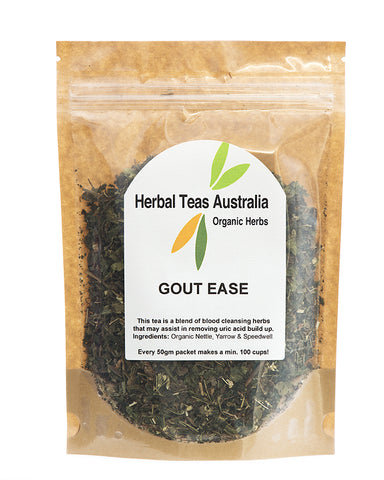 Herbal Teas Australia - Gout Ease 50gm