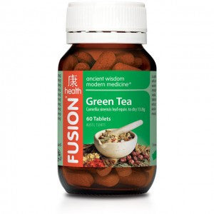 Fusion Green Tea 60 tablets