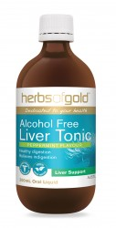 Herbs Of Gold Alcohol Free Liver Tonic 200ml - Mountain Health Online