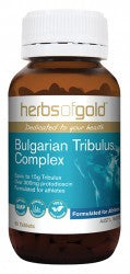 Herbs of Gold Bulgarian Tribulus Complex 30 tablets - Mountain Health Online