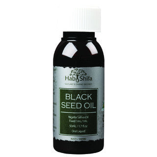 Hab Shifa Black Seed Oil 50ml
