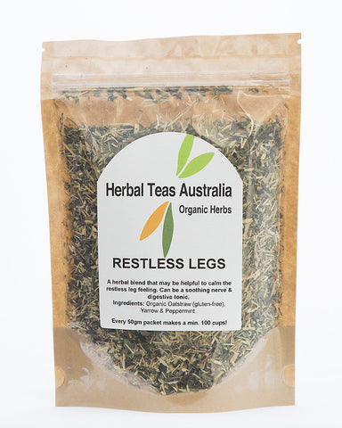 Herbal Teas Australia - Restless Legs 50gm