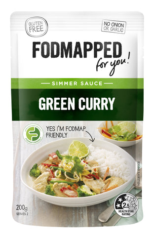 Online FODMAP Friendly foods