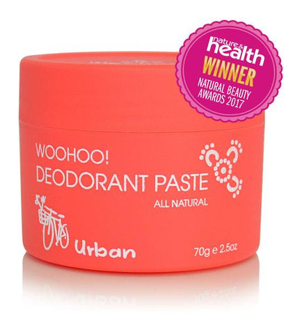 WooHoo Deodorant Paste 70gm - Mountain Health Online