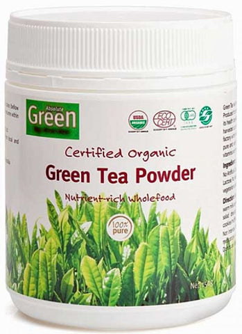Absolute Green Matcha Tea Powder 150gm