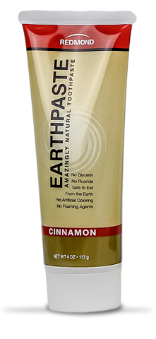 Earthpaste Cinnamon Toothpaste 113gm