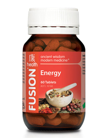Fusion Energy 60 tablets