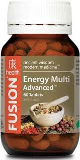 Fusion Energy Multi Advanced 60 tablets