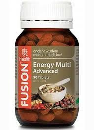 Fusion Energy Multi Advanced 90 tablets